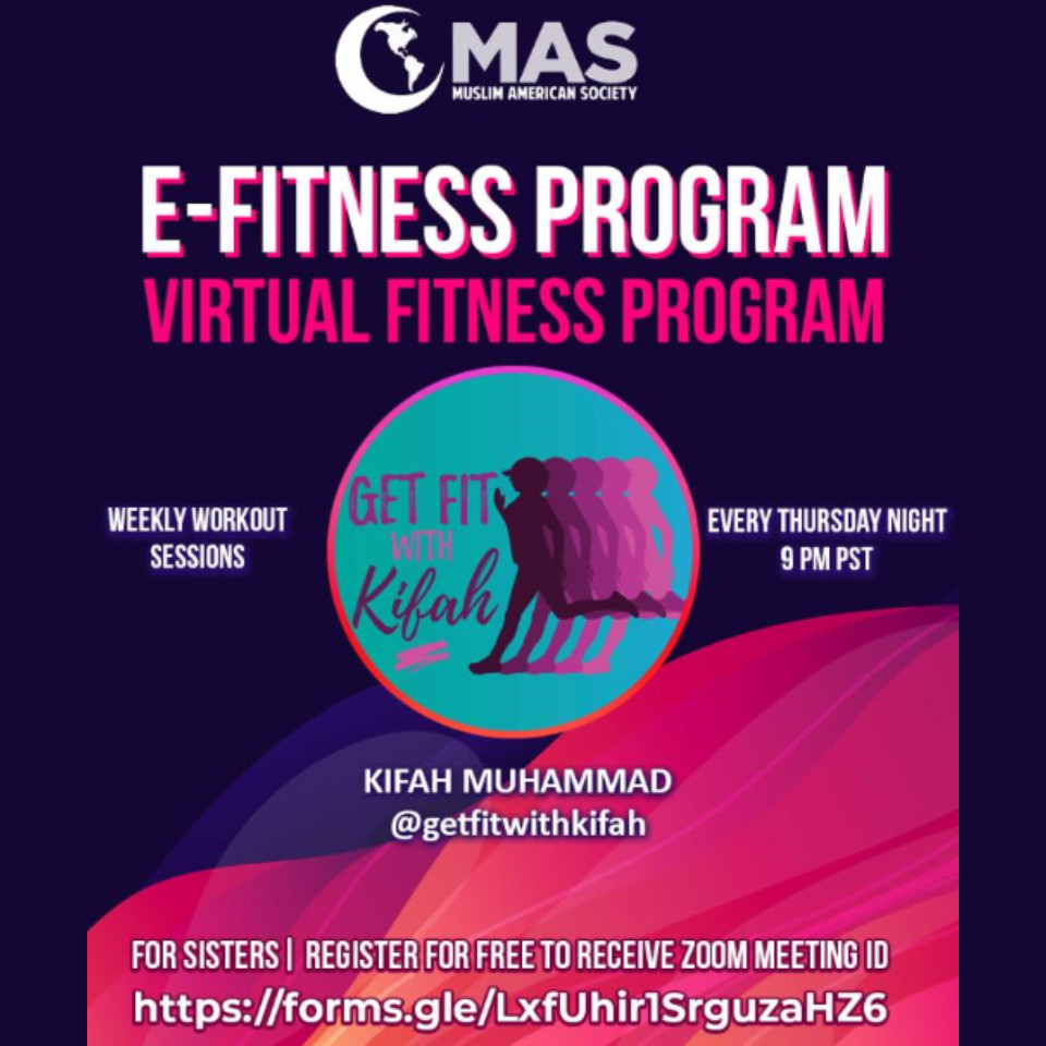 E-Fitness Program for Sisters