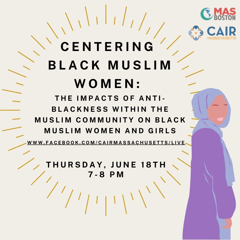 Centering Black Muslim Women