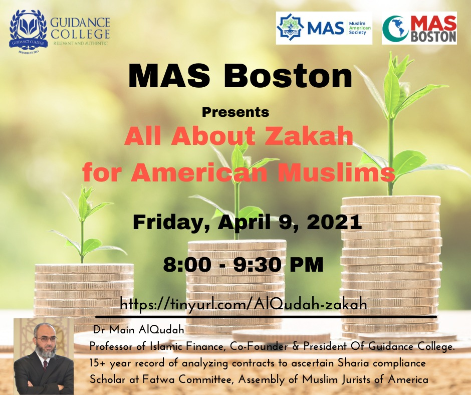 All about Zakat for American Muslims
